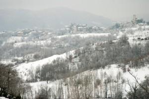 Tra la valle Amione e la valle del Caramagna