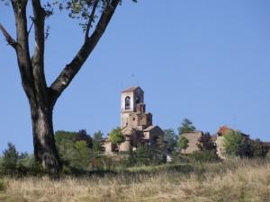 Gavazzana, chiesa parrocchiale di San Martino