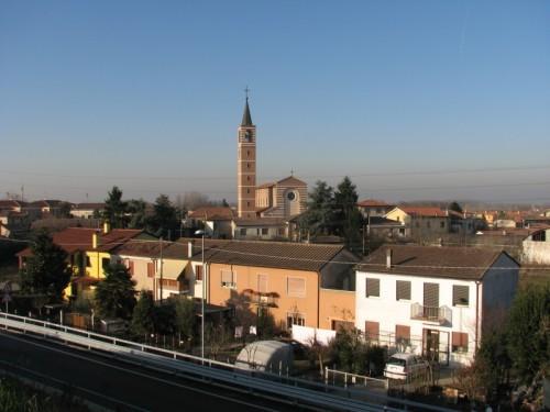 Piacenza d'Adige - Panorama su Piacenza d'Adige
