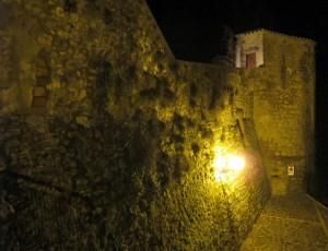 Le Mura e La Torre del Borgo Vecchio