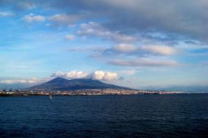 Napoli e il suo Vulcano