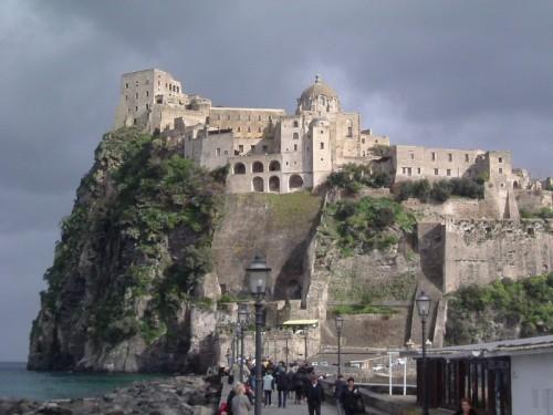 Ischia - Temporale in arrivo...