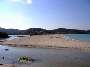 Porto Taverna, una spiaggia da paradisola