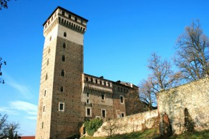 Castello di Rovasenda.