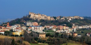 Montappone panoramica