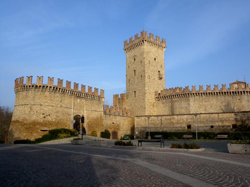 ''Castello di Vigoleno (3)'' - Vernasca