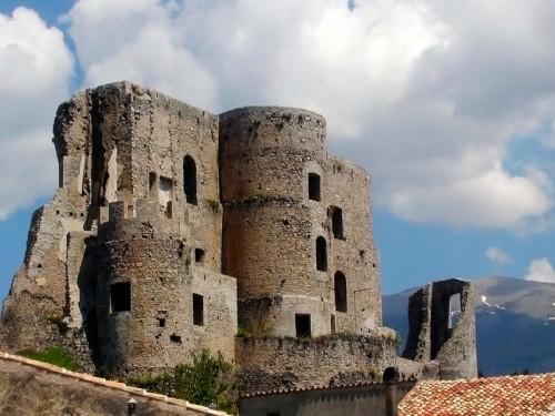 Morano Calabro - Il castello Normanno-Svevo