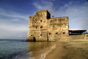 Torre Mozza, all'alba