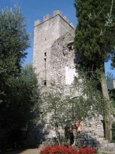 Il castello di Vezio