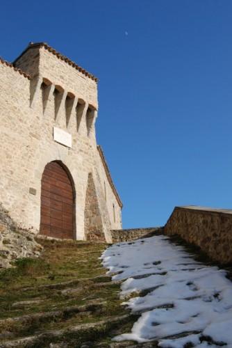 Pavullo nel Frignano - Ingresso al castello