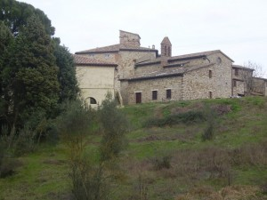 Il piccolo borgo di Montenero