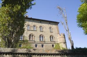 Il castello di Oviglio