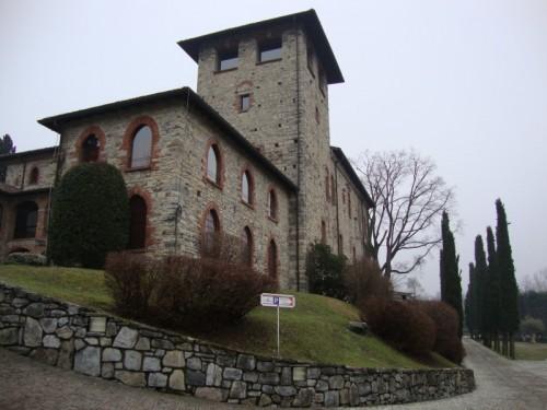 Erba - castello di casiglio - angolo nord ovest