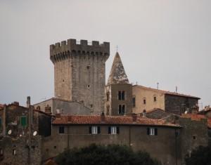 capalbio e il suo castello