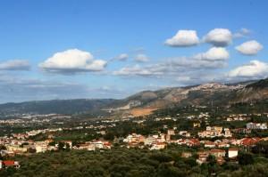 Militello Rosmarino dalle colline di S.Agata Militello