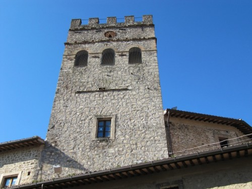 Roviano - Roviano, castello Brancaccio