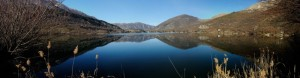 Lago di Scanno - Panorama
