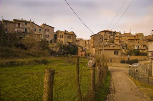 Bassano Romano - Lungo la staccionata