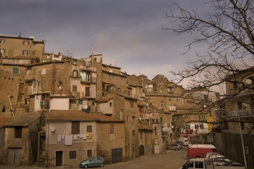 Bassano Romano - Il borgo vecchio