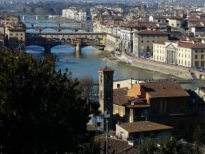 Cinque ponti sull'Arno