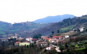 Panorama di Bisenti (TE)