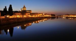 Firenze si rimira nello specchio