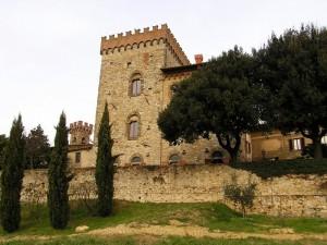 Castello di Volognano - La torre