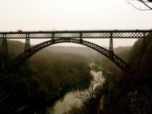 parco adda nord con il ponte s. michele