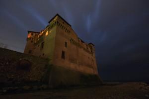Il tenebroso castello di Santa Severa