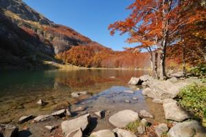 Lago Santo Modenese… veste autunnale…