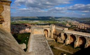 Veduta da Castel S. Angelo….