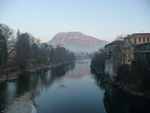 Borgosesia e il suo fiume