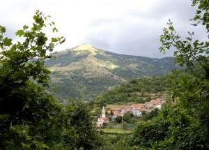 Magioncalda, frazione di Carrega Ligure.