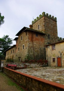 Palagio un Castello del Chianti