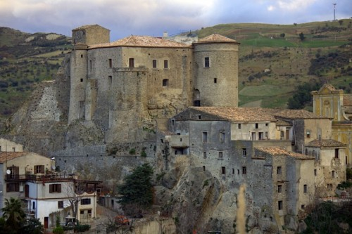 Oriolo - Castello