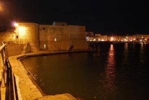 passeggiata notturna al fortino sant'Antuono