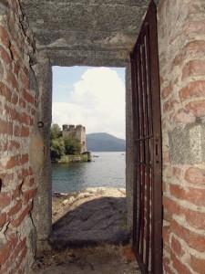 Da torre a torre. Castelli di Cannero