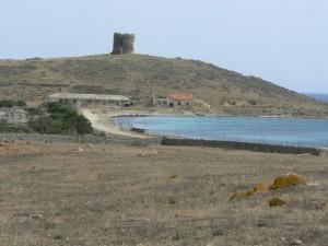 Isola dell'Asinara - Punta Trabuccato
