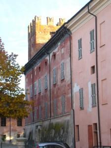 Castello a Rocca de' Baldi