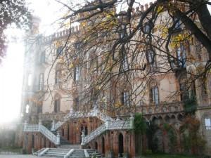 Il castello di Novello