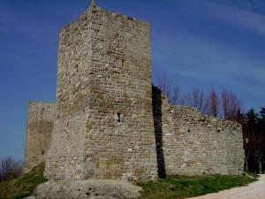 Le antiche mura