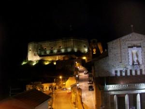 il buio castello