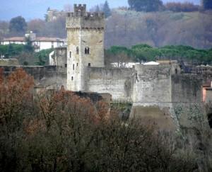 """Il Castello di """"Staggia"""""""