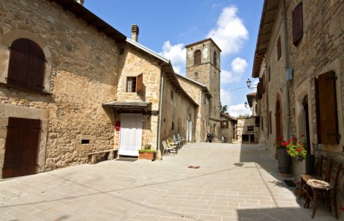 Polinago - Castello di Brandola