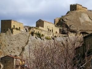 Il castello nella roccia