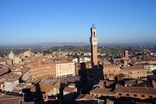 Siena - Panorama di Siena