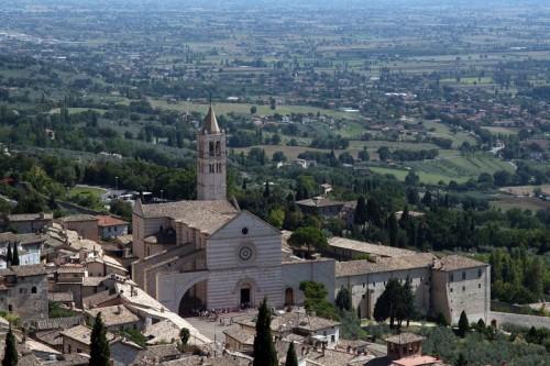 Assisi - La Basilica di Santa Chiara