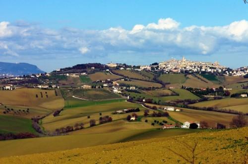 Potenza Picena - panorama ampio