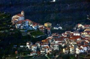 Un borgo di Lagonegro