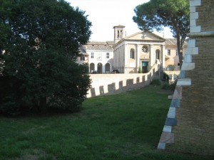 Ostia antica - il castello 4